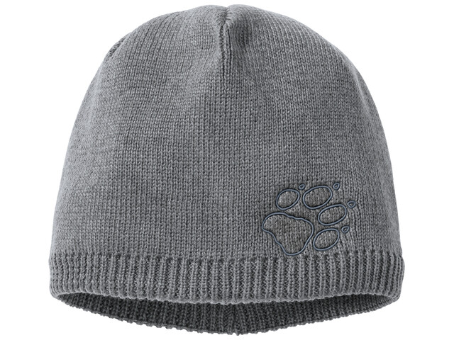Jack Wolfskin Stormlock Paw Badmuts, light grey